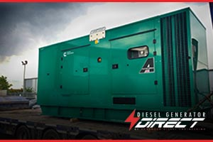waste recycling genset