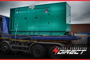 waste recycling diesel generators