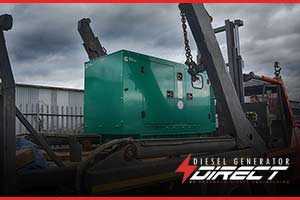 Waste Management Genset Power