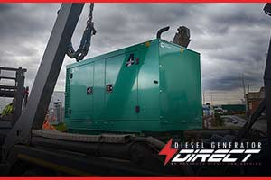 Waste Management Genset electricity