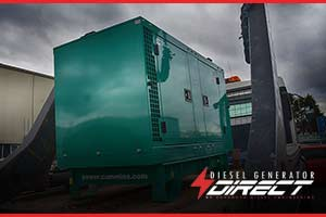 Waste Management Electricity Gensets