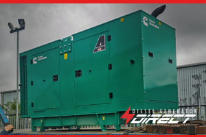 Pipe Protection Power Diesel Generator