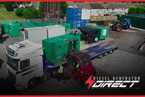 Data Centre Cummins Diesel Generators for sale UK