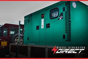 Lincoln Diesel Generators for Events Business