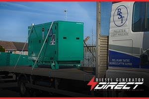 Brighton Diesel Generator for SEO Business