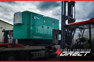 Doncaster Diesel Generator for Petrol and Service Station