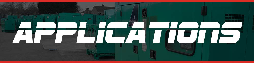 Diesel Generator Applications, Businesses and Industries