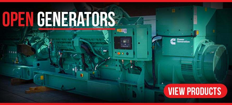 Diesel Generators Power Cut London