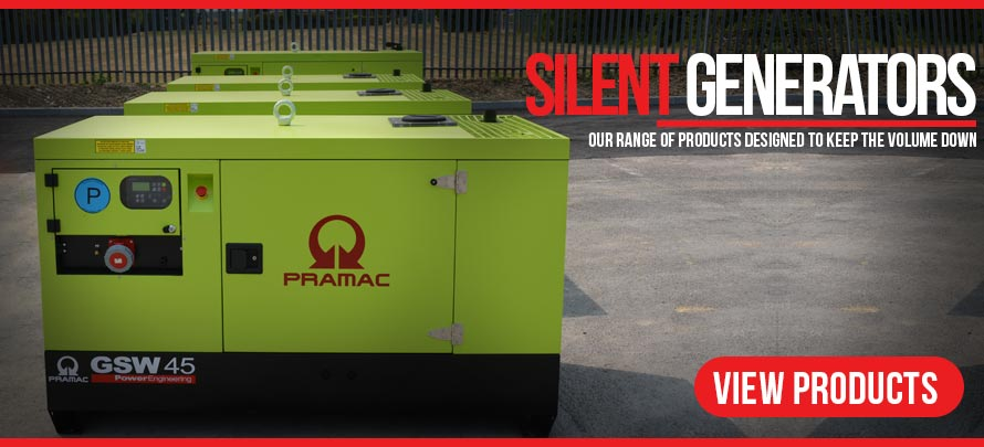 Silent Generators Power Cut London
