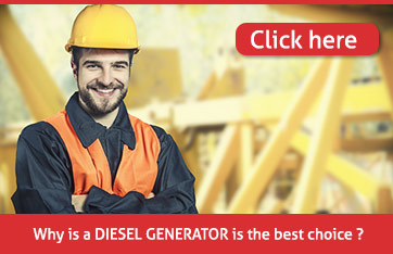 which choose a diesel generator