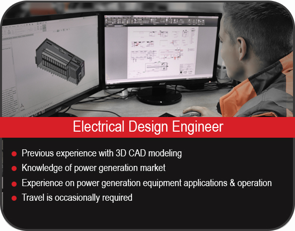 electrical design engineer job vacancy in Yorkshire, UK